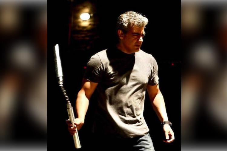 Ajiths Vivegam shoot wrapped up to release next month