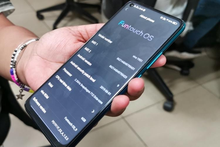 vivo Z1Pro review: Good battery with fast charging, strictly