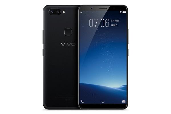 Vivo phone may feature in-screen fingerprint sensor in 2018