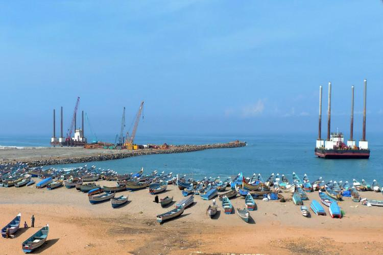 Kerala government slammed over Adani's Vizhinjam port
