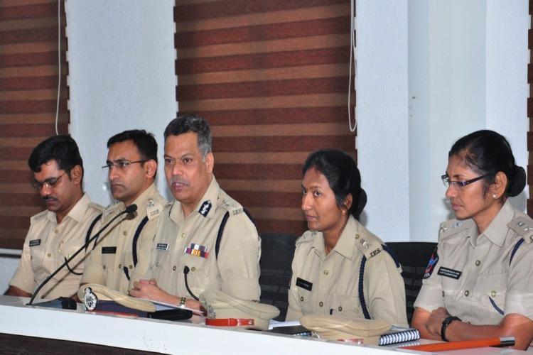 Barricades checks for drunken driving Police advisory for Vijayawada NYE celebrations