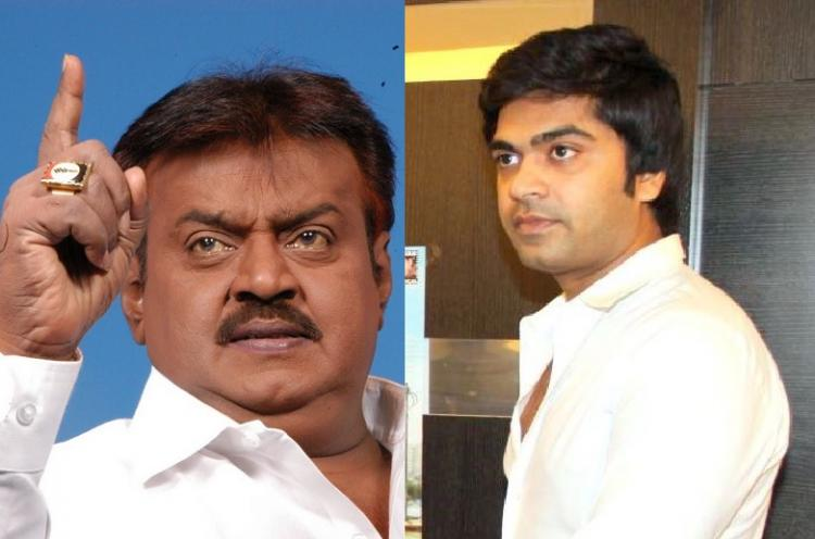 Protest against Simbu and Vijayakanth but police complaints are farcical
