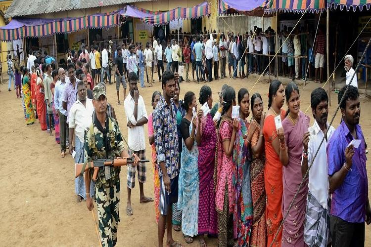TN Dalit villagers boycott polls demanding separate polling booth later convinced to vote
