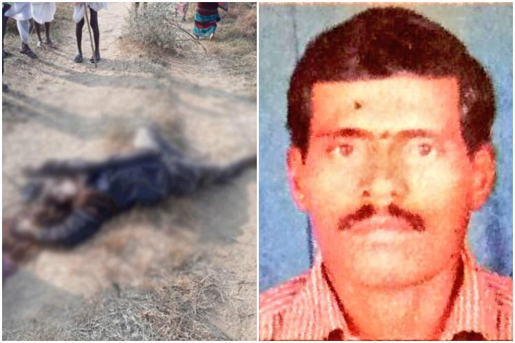 Telangana village official tries to stop tractor allegedly run over by sand mafia