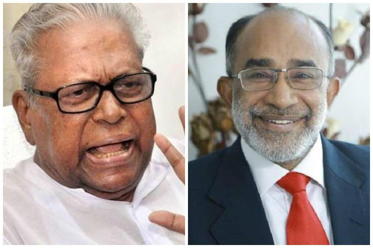 Shouldnt become a tool of Fascism VS Achuthanandan hits out at Central Minister Alphons