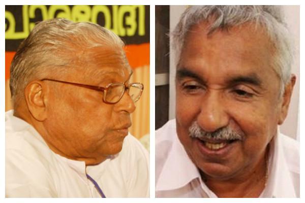 Oommen Chandy to file case against VS over false allegations