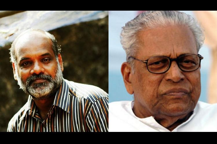 Lost reverence for VS Achuthanandan Writer wants his book on the leader dropped
