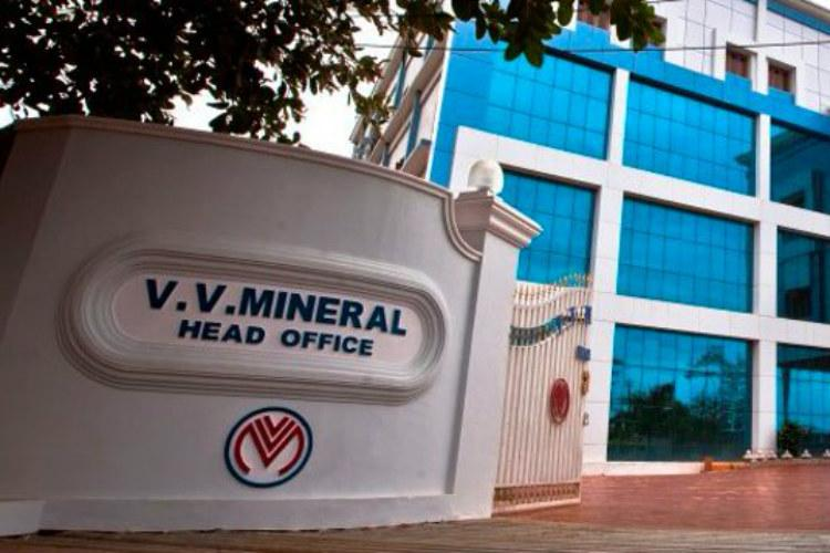 I-T searches in 4 firms including Vaikundarajan-owned VV Minerals in Andhra TN