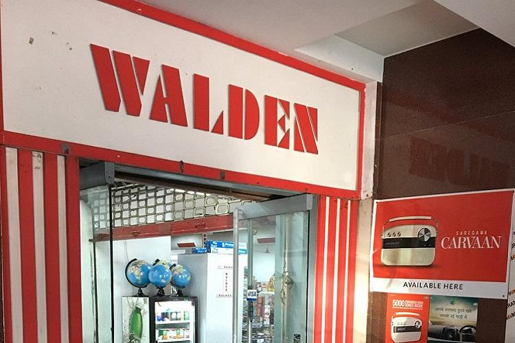 Shutters to be downed on Walden one of Hyderabads biggest bookstores