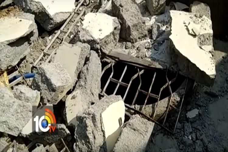 Four-year-old crushed to death after wall collapse in Hyderabad