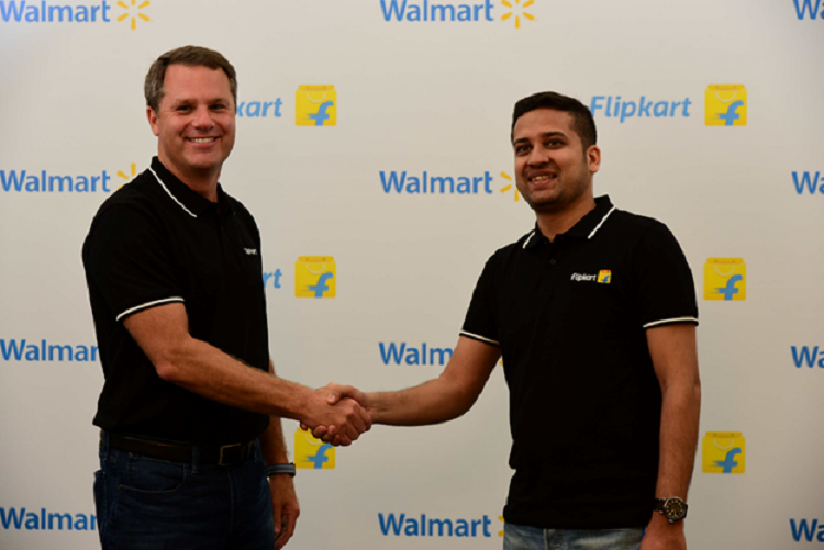 Its official Walmart to acquire nearly 77 pc stake in Flipkart for 16 billion