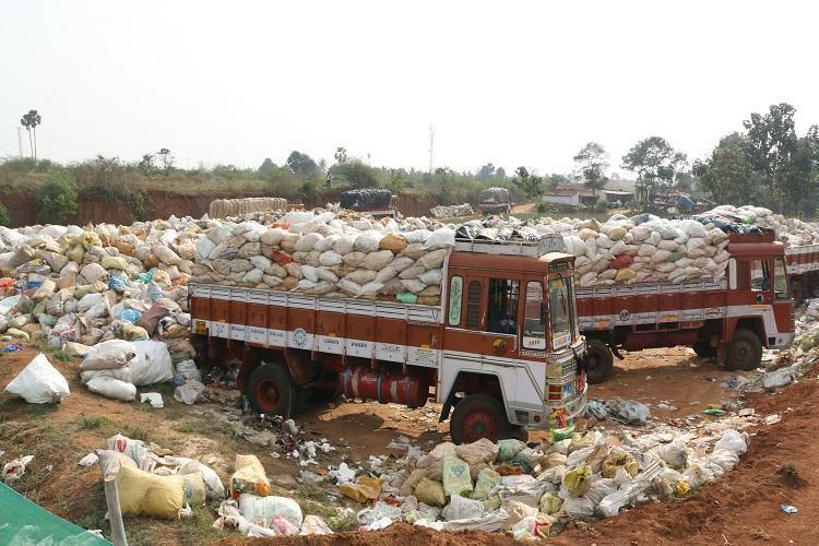 Poor waste segregation zero implementation Chennais garbage problem continues
