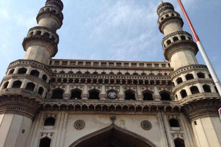 Meet the Care-taker of Time at the Charminar
