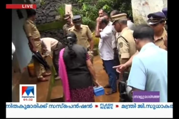 Newly-wed couple found murdered in Kerala police begin probe