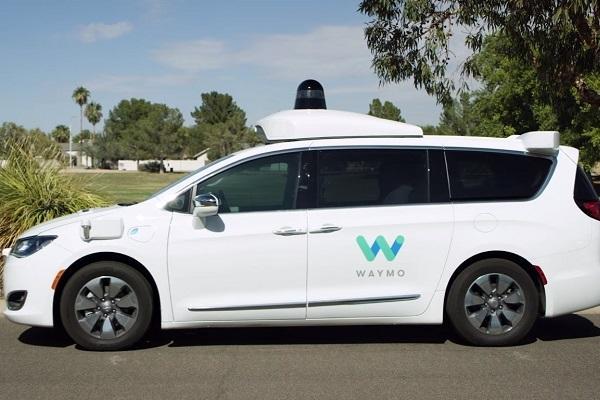 Wont harvest data from driverless cars Alphabets Waymo