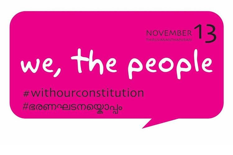 We The People A citizens movement in Kerala to stand with the Constitution
