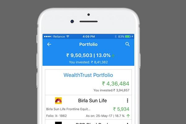 WealthTrust raises 500000 in Pre-Series A funding round led by IndiaQuotient