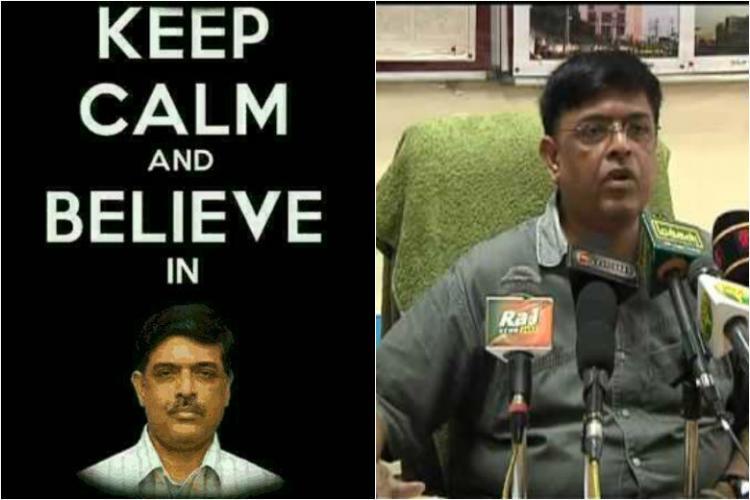Meet Weather Ramanan Tamil Nadus resident rain deity and media celebrity