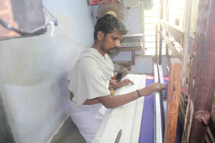 No hands to weave the precious Kanchipuram saree as youngsters seek greener pastures