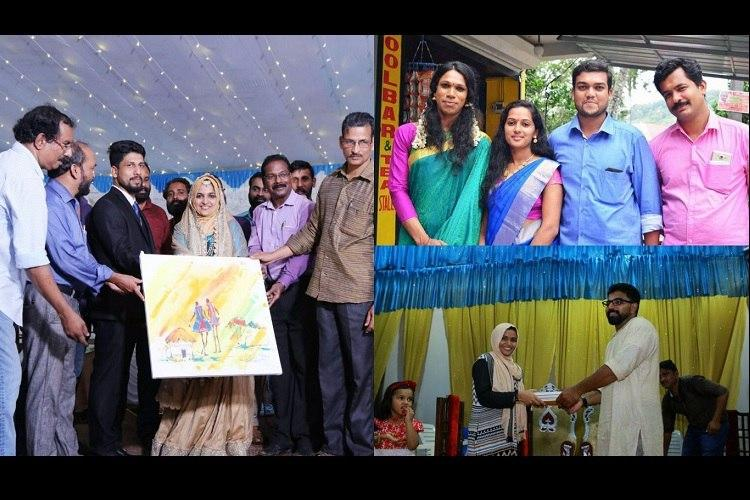 Meet three Kerala couples who broke wedding conventions