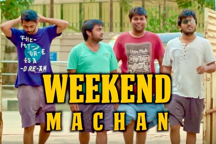 Its all about the weekends machan Gautham Menons web series hits YouTube soon