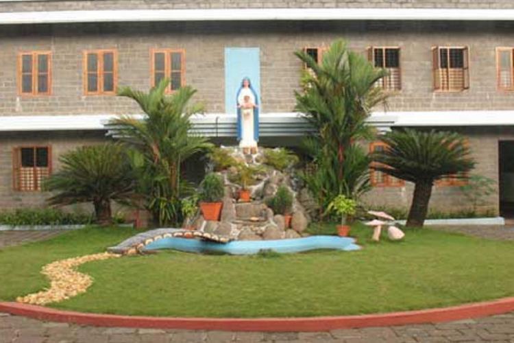 St Marys convent at Chunangamvelil at Aluva