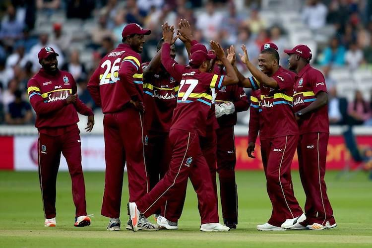 Windies outshine World XI in Hurricane relief charity match