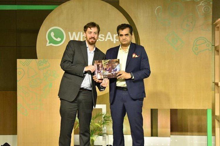WhatsApp teams up with Niti Aayog to help women entrepreneurs