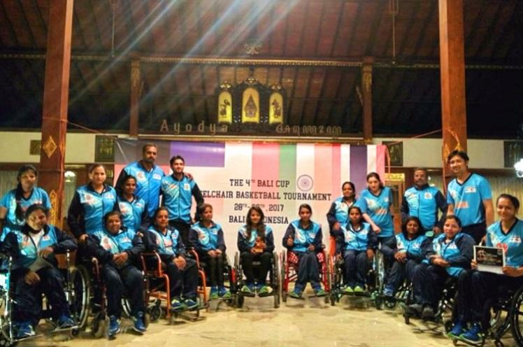 Against all odds Womens Wheelchair Basketball team wins bronze for India at world meet