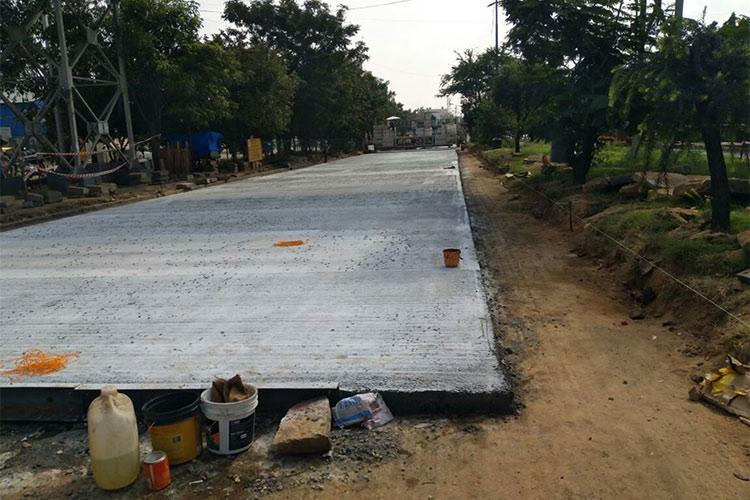 Road closed in Bengalurus Banashankari for white-topping Alternate routes here