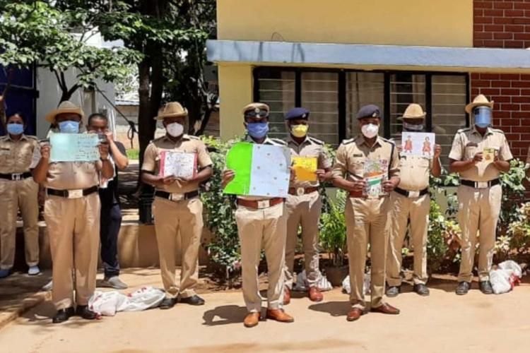 Whitefield police, Bengaluru