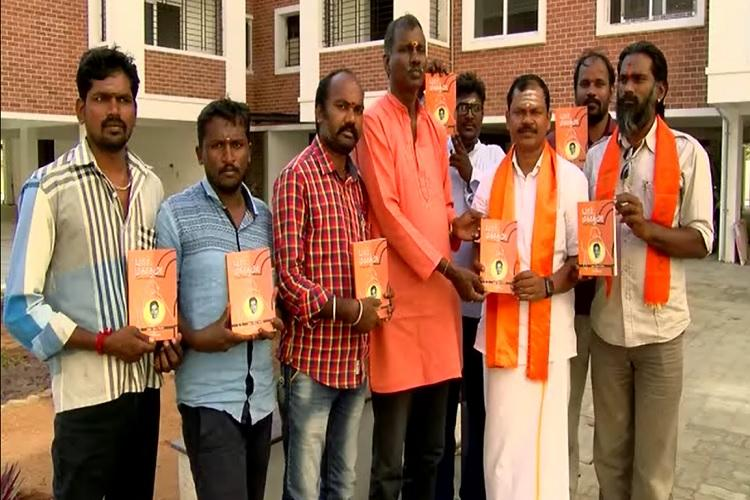 Hindu Makkal Katchi releases book on Godse in TN asks people who real Mahatma is