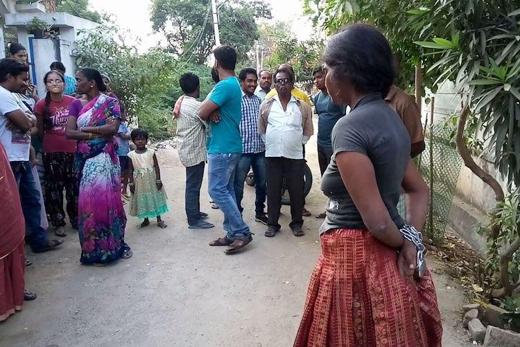 Family chains Telangana woman for 6 months says shes mentally ill to justify act