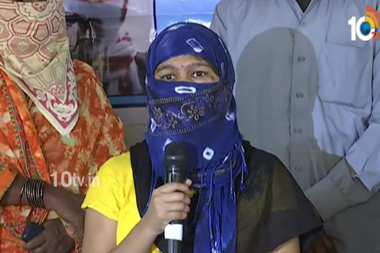 Hyderabad woman withdraws rape allegation against 139 persons