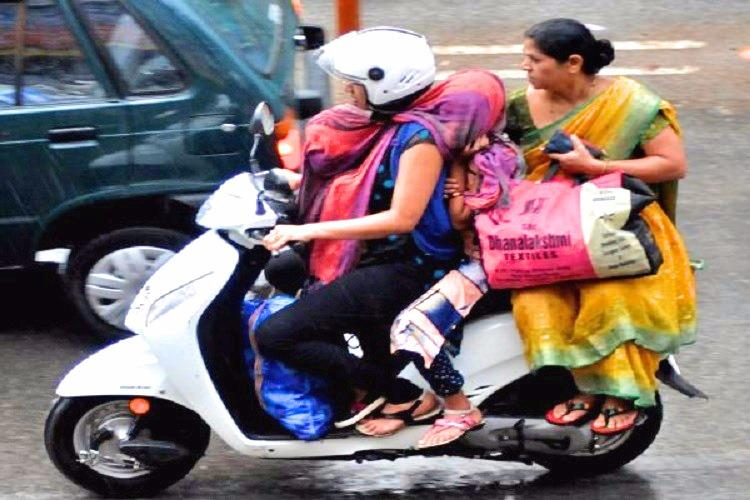 Karnataka govt to ban pillion riding in two-wheelers with less than 100cc engine