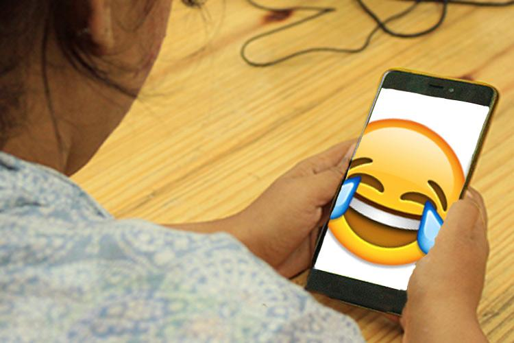 Targeted mass posting of laughing-crying emoji is not harassment says Madras HC