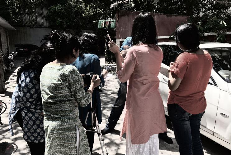 3 journos murdered 46 attacked in 2017 Report on press freedom in India is grim