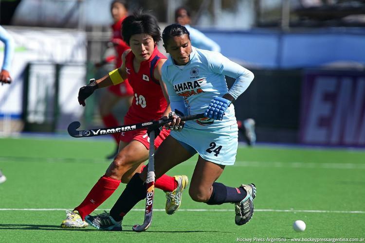 Indian womens hockey team thrashes Scotland on SA tour