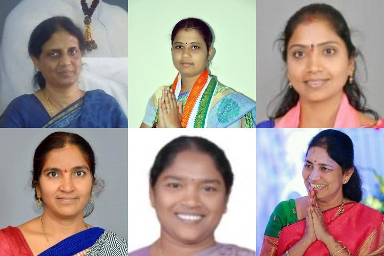 Representation of women in Telangana Assembly reduces to 5 percent