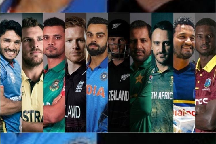 ICC World Cup Heres a look at where teams stand and who can make it to the semis