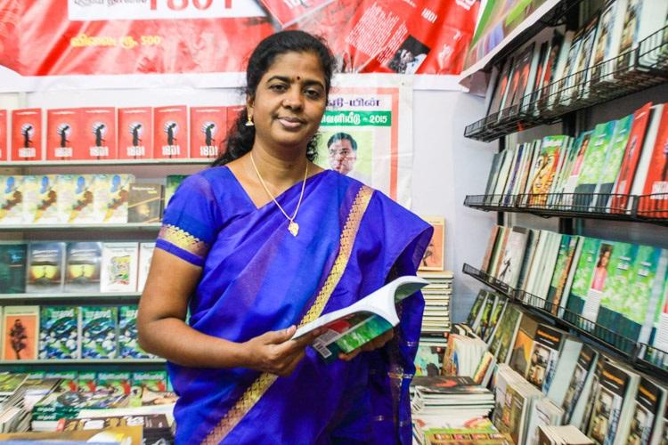 Heres a TN teacher who writes short stories and poems on womens issues to bring change