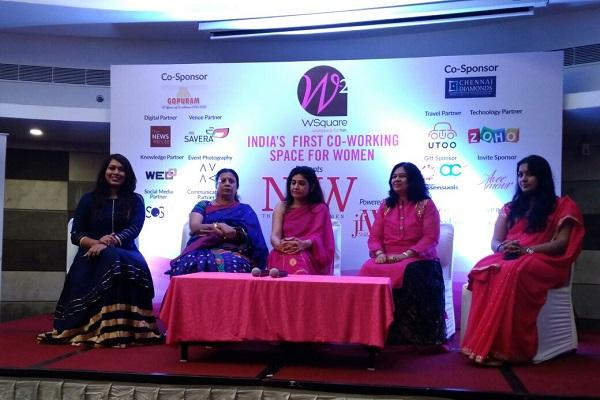 Womens co-working space WSquare launches an app WCONNECT for women
