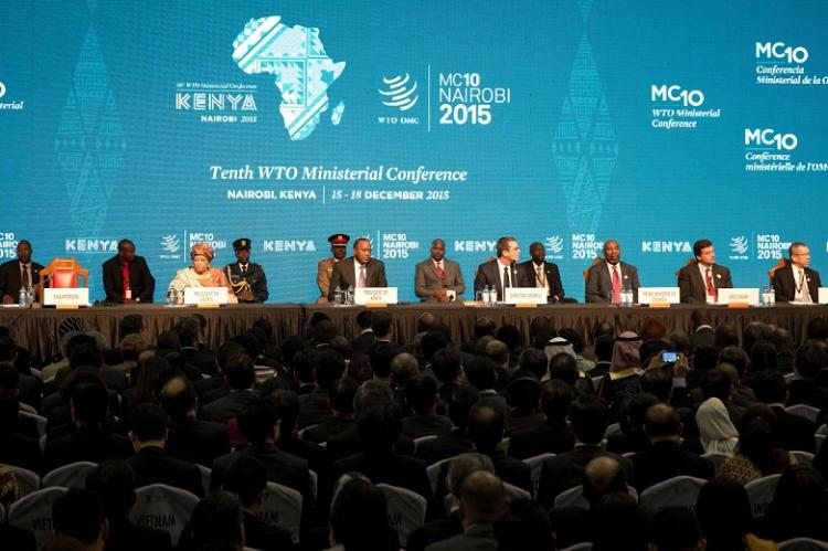 WTO Did India blink or just shut its eyes in Nairobi