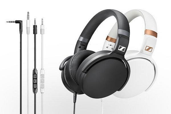 Sennheiser HD 4 series headphones Pick the one meant for your phone