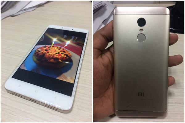 Xiaomi Note 4 Stunning specs at just Rs 12999