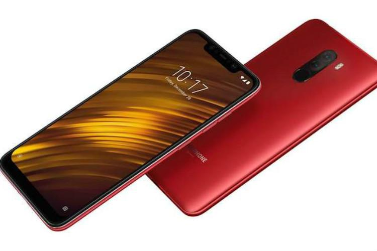 Xiaomi POCO F1 launched in India Comes with 618-inch FHD display Android OS 81