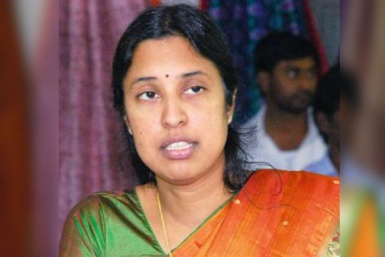 Telangana IAS officer Y Srilakshmi inducted into Andhra Pradesh cadre