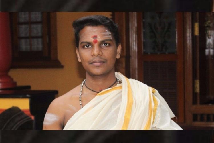 Meet Yadu Krishna the first Dalit priest appointed under Keralas new reservation policy