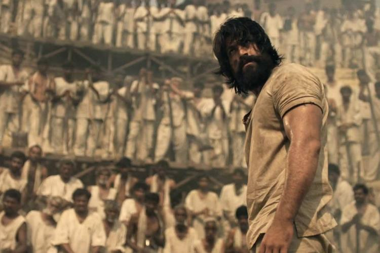 KGF trailer 2 Hindi: Watch Yash`s `angry and rugged` avatar
