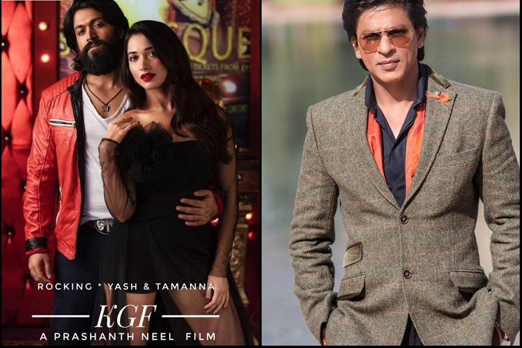 Yashs KGF to clash at the box office with Shah Rukhs Zero